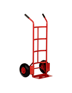 Hand truck for 60 kg drum